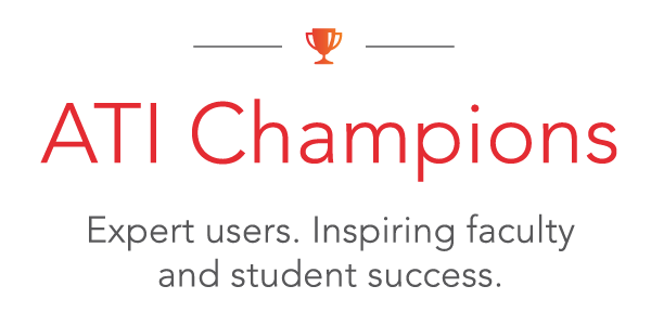 ATI Champions Logo